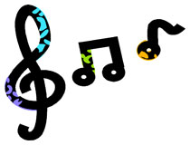 music graph