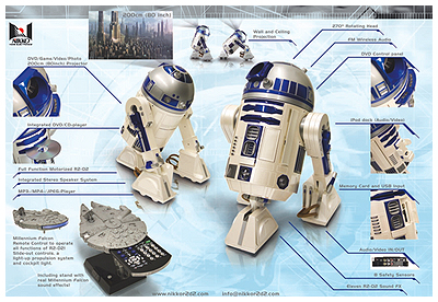star wars projector