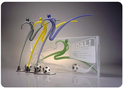 soccer hanger
